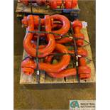 85 TON CROSBY SHACKLES