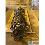 "(LOT) (35) 20' X 2-1/2"" LIFTING SLINGS"