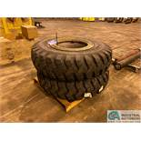 14 X 25 GALAXY EXR-300 28 TL PNEUMATIC TIRES