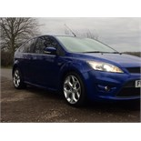 Lot 8 - 2008/08 REG FORD FOCUS ST-2, SHOWING 2 FORMER KEEPERS *NO VAT*