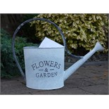 Lot 367 - TRADITIONAL GALVANISED WATERING CAN