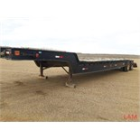 1977 Willock T/A 45 Ft Equipment Trailer