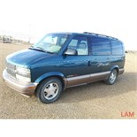1997 AWD Chevy Astro Mini Van