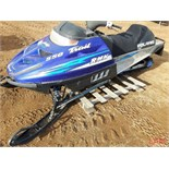 Polaris 550 RMK Trail Snowmobile