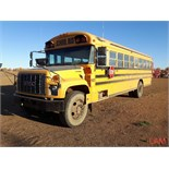 2000 GMC Blue Bird 52-pass Bus