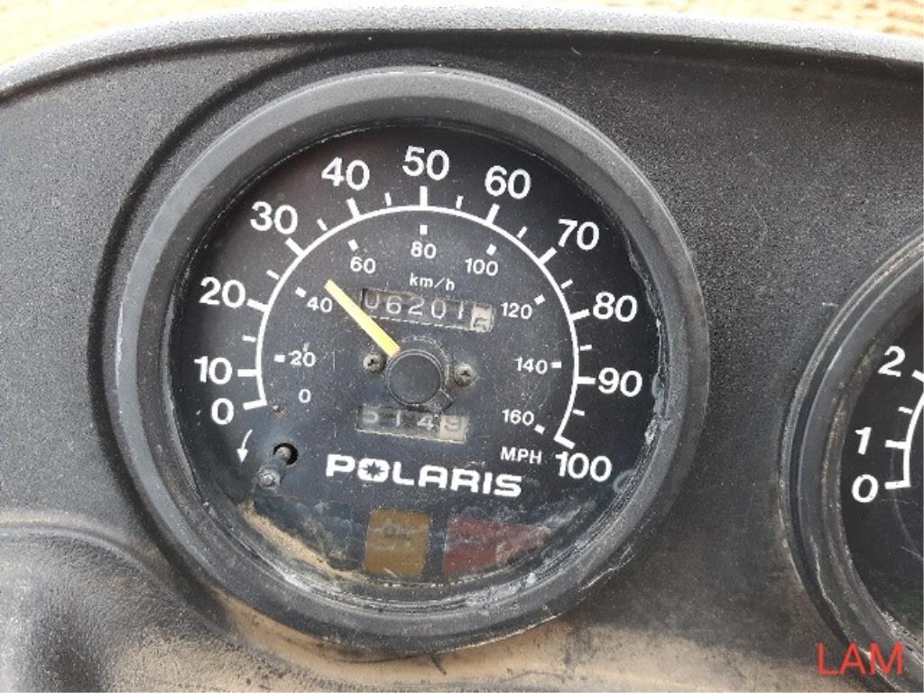 Polaris 550 RMK Trail Snowmobile - Image 3 of 7