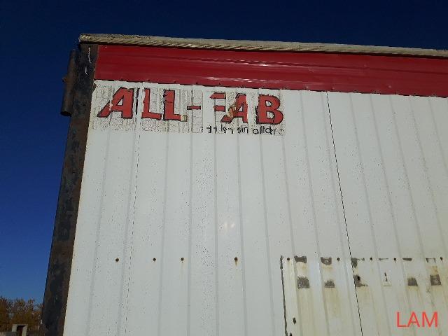 Lot 23 - 12 x 45 All-Fab Triple Skid Well Site Unit