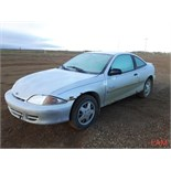 2000 Chevrolet Cavalier 2-Door Car