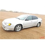 2004 Pontiac Grand Am GT 4-Door Car