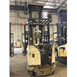CROWN REACH TRUCK. Model #: RR5700. S/N: 1A388328. Hours (as of Oct 15, 2018): Unknown. Year: