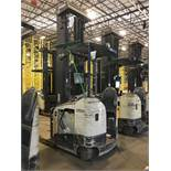 CROWN REACH TRUCK. Model #: RR5700. S/N: 1A433755. Hours (as of Oct 15, 2018): Unknown. Year: