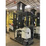 CROWN REACH TRUCK. Model #: RR5700. S/N: 1A388388. Hours (as of Oct 15, 2018): Unknown. Year: