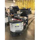 CROWN ELECTRIC PALLET JACK. Model #: PC4500. S/N: 6A315420. Hours (as of Oct 15, 2018): 3746.
