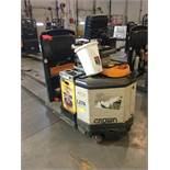 CROWN ELECTRIC PALLET JACK. Model #: PC4500. S/N: 6A315423. Hours (as of Oct 15, 2018): 3880.