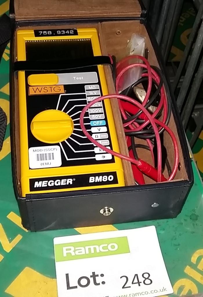 Megger Group Limited : Megger bm multimeter