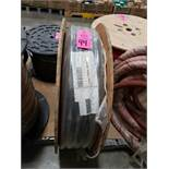 """1"""" gator hose, 4 spiral, spooled. New as pictured."""