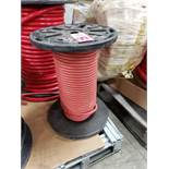 spool of air and water hose. New as pictured.