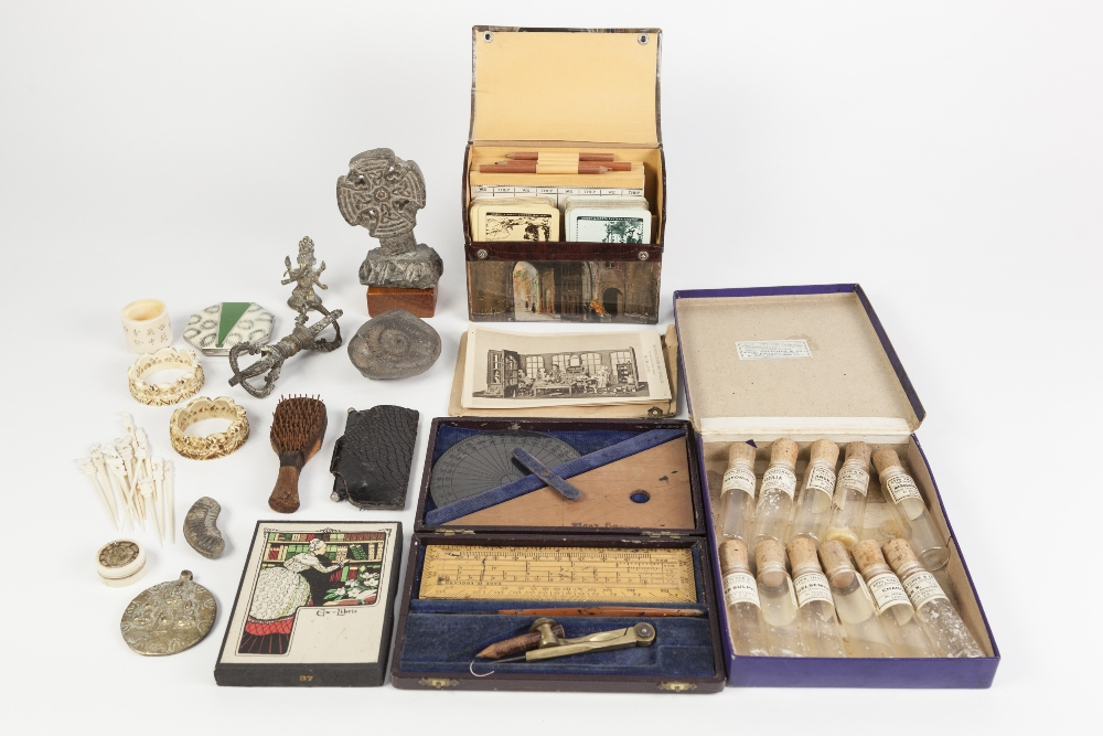 Lot 247 - A CARD BOXED EPPS, THATCHER AND CO., HOMEOPATHIC MEDICINE BOTTLES, London and North Eastern