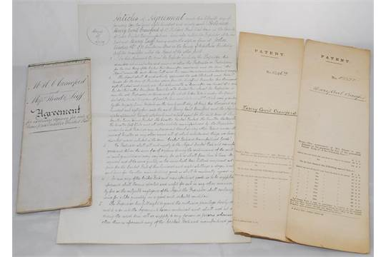 Frank Henry Crawford Cricket Bat Maker An Interesting Collection - Legal document maker