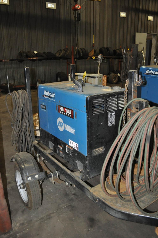 Bobcat Voltage Regulator : Miller bobcat generator type ac dc welder watt