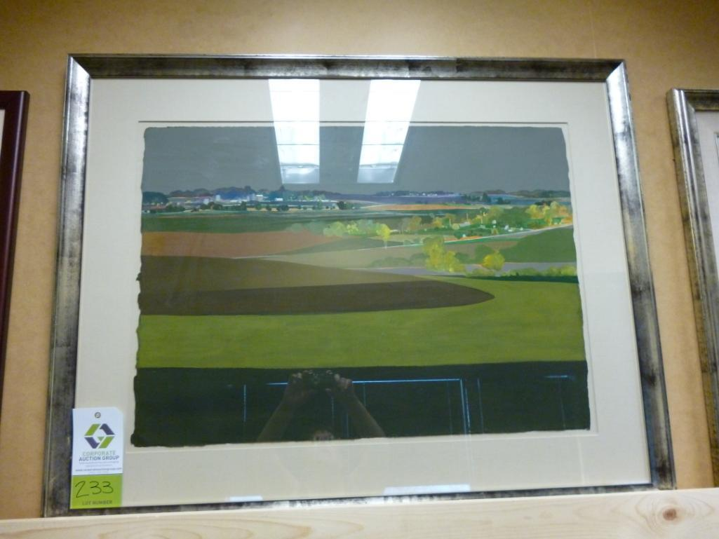 Lot 3233 - Artist: size: 42 x 33 Notes: