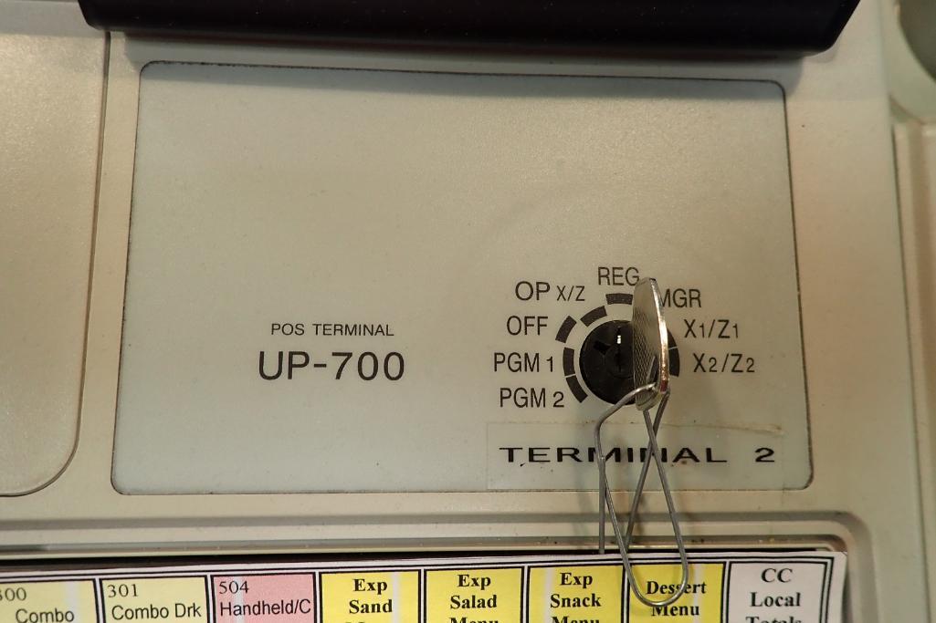 Lot 1156 - Sharp pos terminal