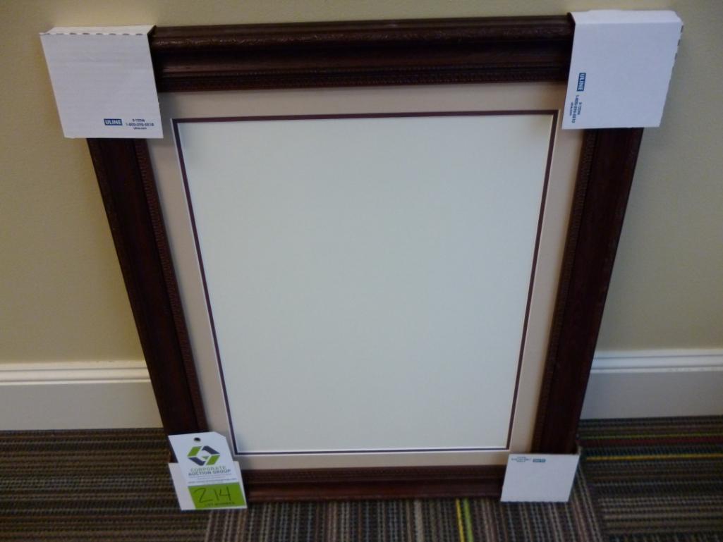Lot 3214 - Artist: size: 23 1/2 x 27 1/2 Notes: Frame