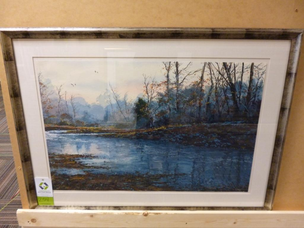 Lot 3254 - Artist: Schofield size: 48 x 35 Notes: