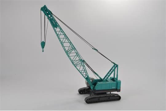 Rare UI Modelling (japan) Kobelco Crane in Kobelco Colours  NM