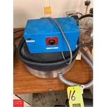 Hot Plate with 240 Volt, 1000 ºF Rigging Fee: 50