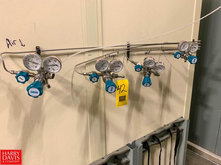 Air Gas Regulators Rigging Fee: 50