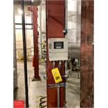 Endress Hauser Mag Flow Meter Rigging Fee: 50
