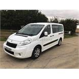 PEUGEOT EUROBUS S *MPV 8 SEATER* 2.0l (2013 - 13 REG) **AIR CON** - 1 OWNER FROM NEW