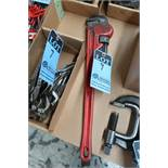 "24"" RIDGID PIPE WRENCH"