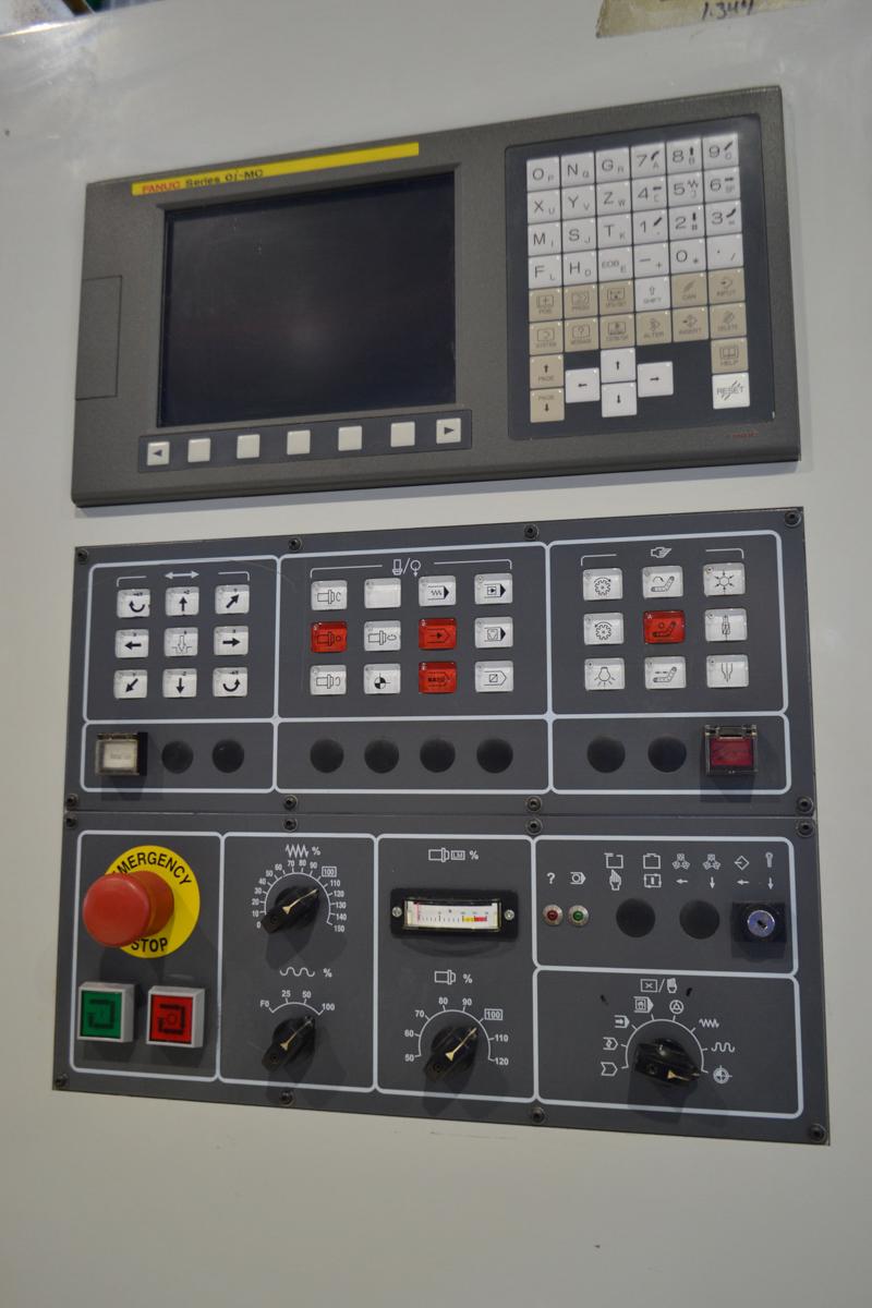 CHALLENGER VMC MOD. MCV6465, S/N: 0723266037 - Image 3 of 12