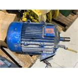 LEROY 20 HP MOTOR, 575/600 VOLTS