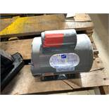 DOVER 1 HP MOTOR, 115/208/230 VOLTS