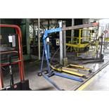 Westward Hydraulic Engine Crane, M# 5Z010G | Rig Fee: $25