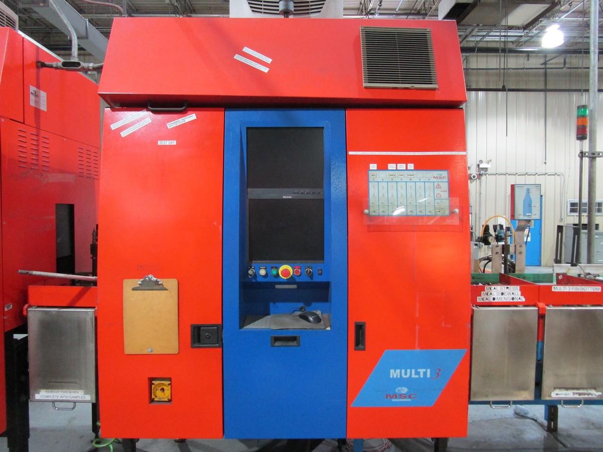 2005 Tiama MSC Multi 3 Multi Inspection Machine s/n 275189 | Rig Fee: $1500 Skidded & Loaded