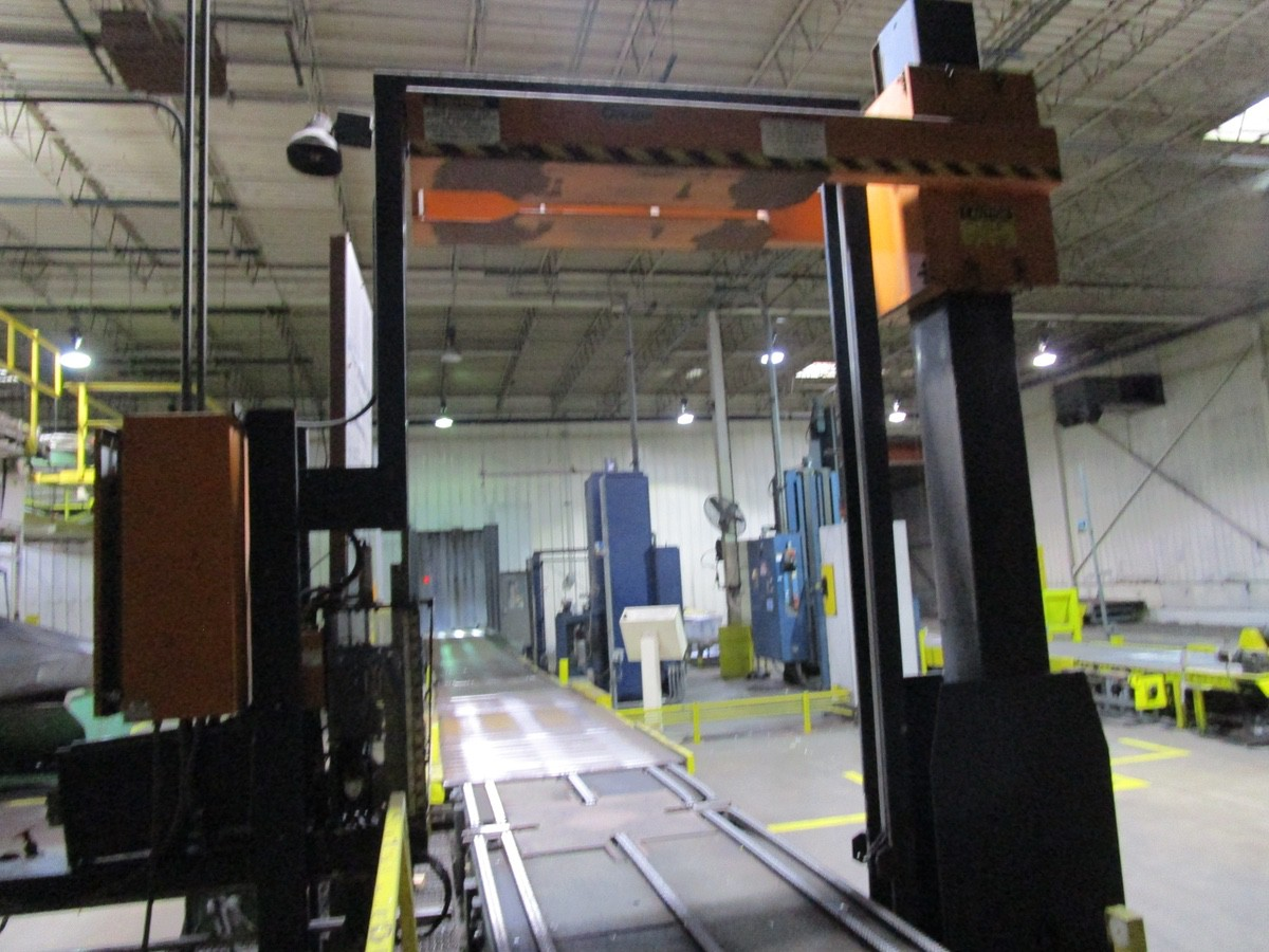 Cyclop ABS-2-60PE Automatic Strapping Machine s/n P1-953-60 | Rig Fee: $3500 - Image 4 of 4