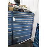 Lista Ten Drawer Parts Cabinet | Rig Fee: $50