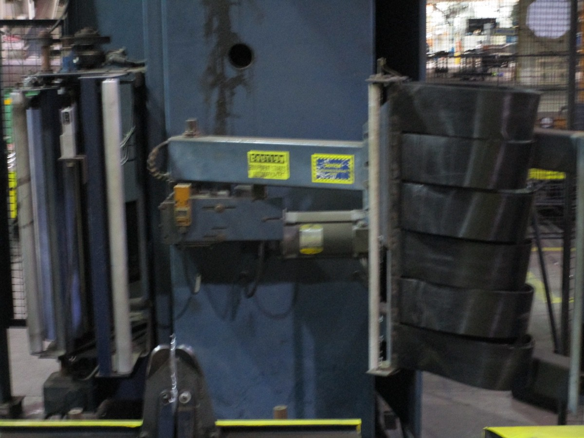 Lantech Automatic Pallet Stretch Wrapper s/n NA | Rig Fee: $2500 - Image 5 of 7