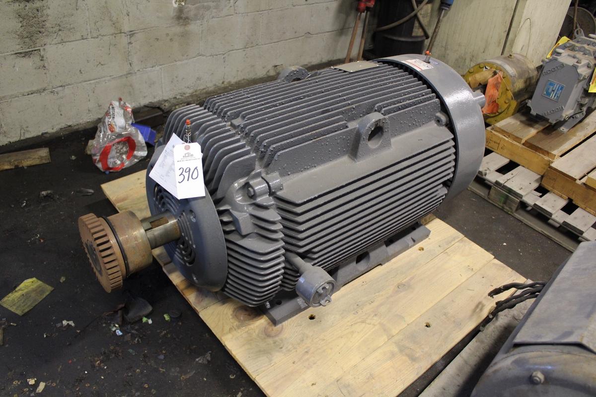 Bodine Electric Motor, 300 HP | Rig Fee: $25