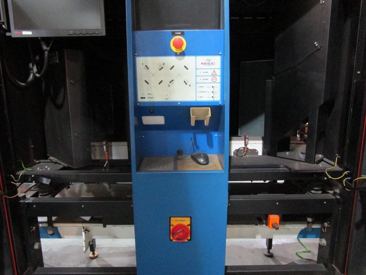 2005 Tiama MSC VCAL 3 Inspection Machine s/n 266384 | Rig Fee: $1500 Skidded & Loaded - Image 2 of 2