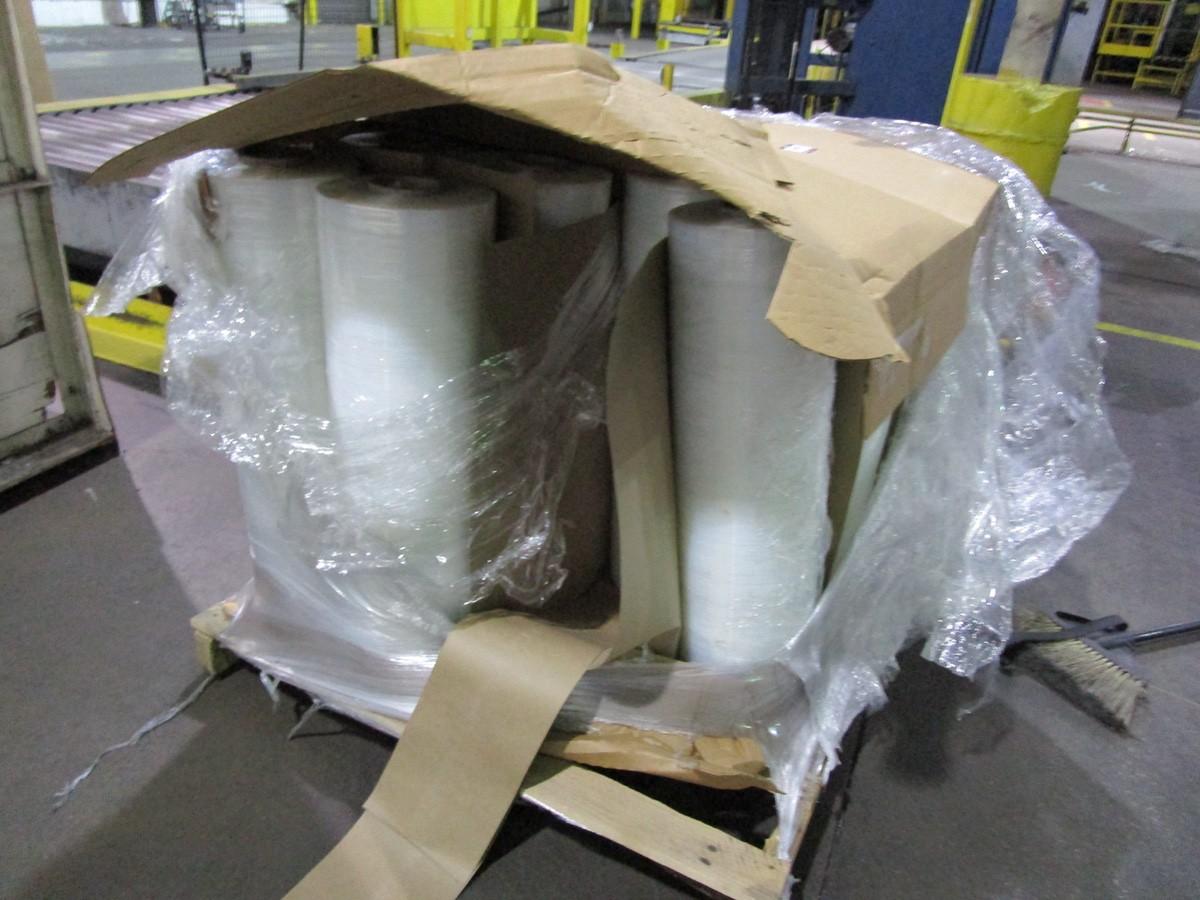 Skid Plastic Stretch Wrap | Rig Fee: $50