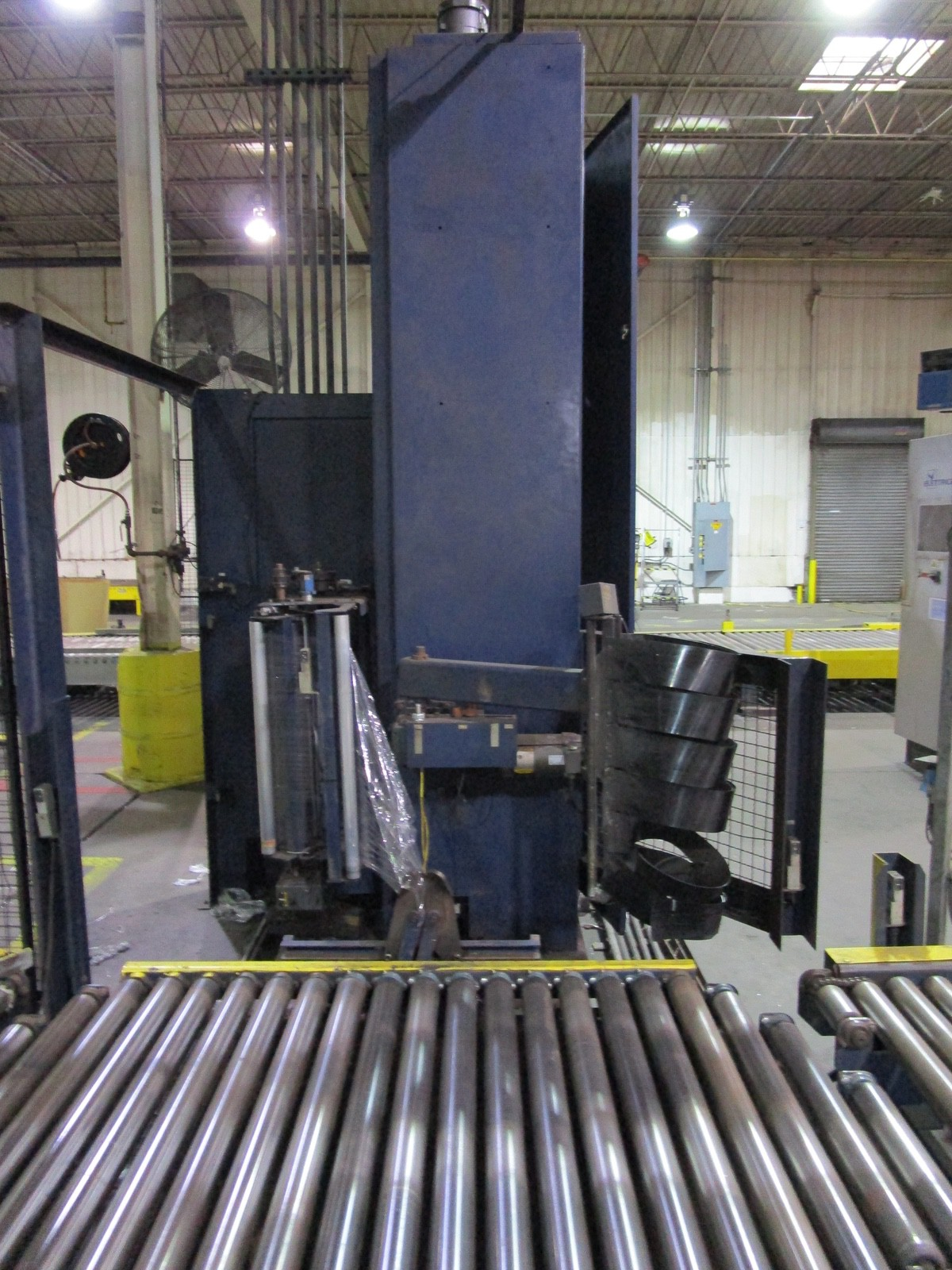 Lantech Automatic Pallet Stretch Wrapper s/n H-0231 | Rig Fee: $2500 - Image 5 of 6