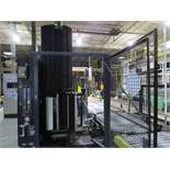Lantech Automatic Pallet Stretch Wrapper s/n H-0231 | Rig Fee: $2500