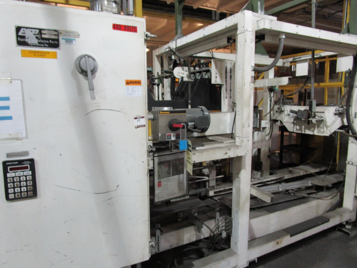 1995 ESP Case Packer s/n 3058 | Rig Fee: Contact Rigger