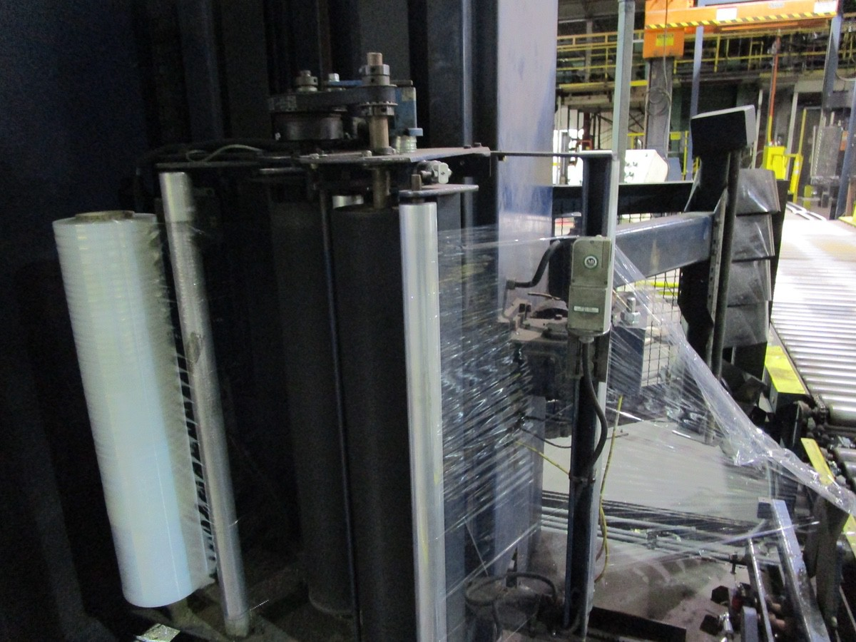 Lantech Automatic Pallet Stretch Wrapper s/n H-0231 | Rig Fee: $2500 - Image 2 of 6