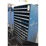 Lot of (6) Parts Bins w/Contents | Rig Fee: Hand Carry or Contact Rigger